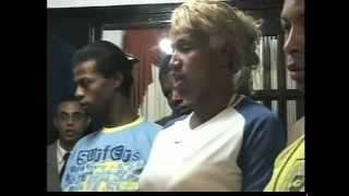 Travesti desafia Pr Marcos Pereira em seu gabinete depois de se preparar em Centro Espirita