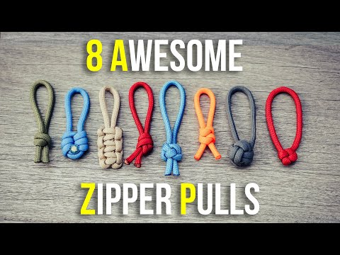 8 Awesome Paracord