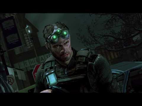 Splinter Cell Conviction Launch Trailer