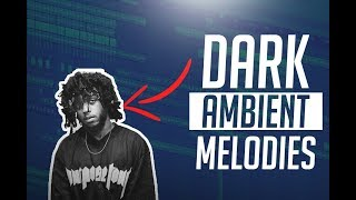 How To Make A Dark Ambient Melodies in FL Studio 20 | Day 5 | SIKKY BEATS