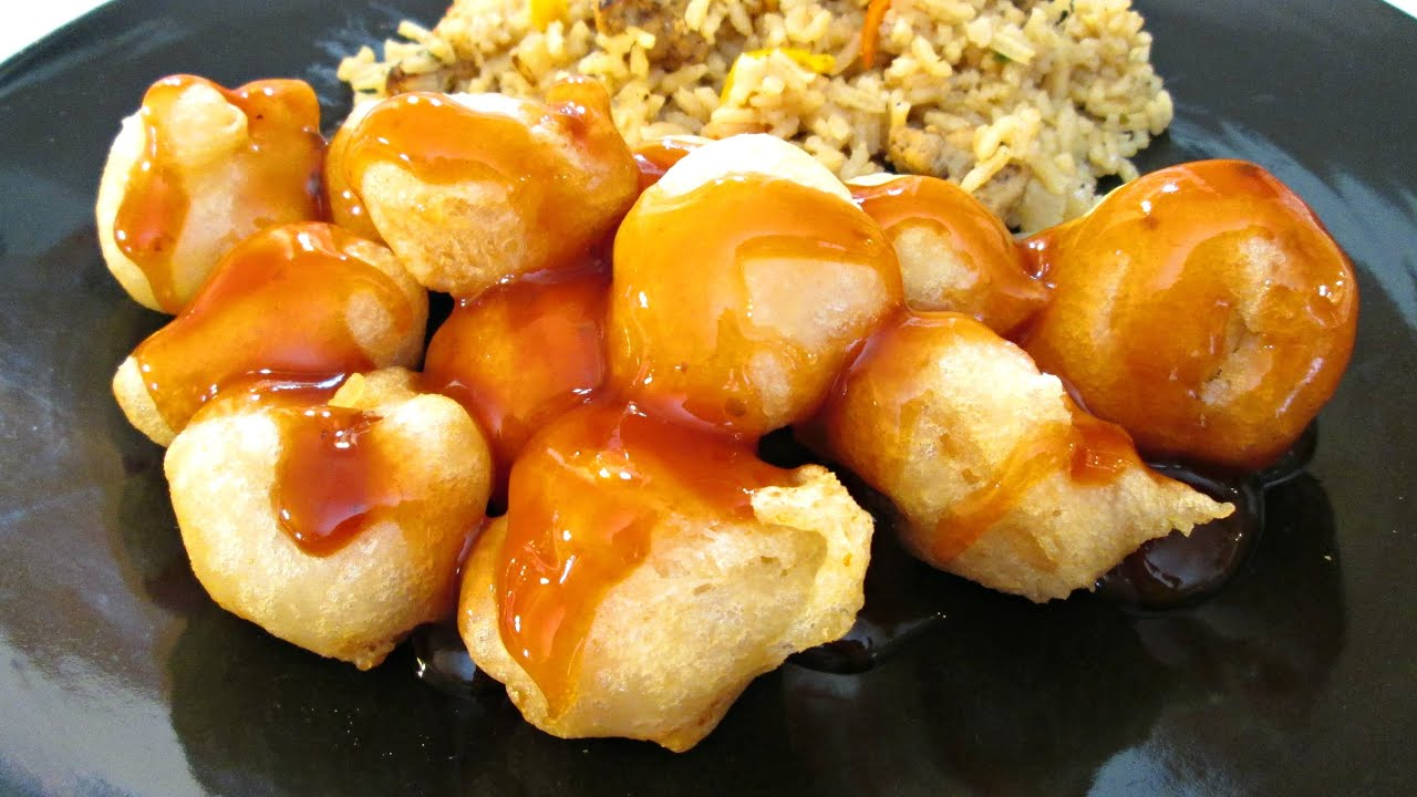Chinese fry batter sweet and sour pork chicken and honey shrimp chinese fry batter sweet and sour pork chicken and honey shrimp poormansgourmet youtube forumfinder Image collections