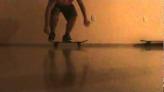 teddy skate ollie
