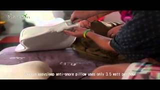 202807 Smart Sensor Anti-Snore Pillow