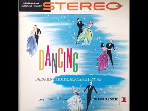 "Jay Norman Quintet ""Dancing & Dreaming"" 1958 STEREO Lounge Jazz FULL ALBUM"
