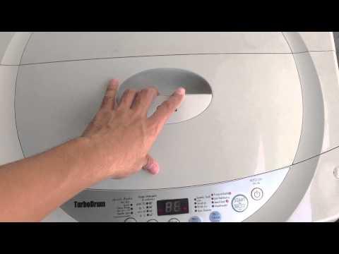 how to clean lg fuzzy logic washing machine 7.5 h7567