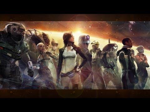 Alter Bridge - Open Your Eyes - Mass Effect Music Video