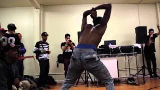 ET (Dragon House) Vs. KIDD STROBE (Turf Feinz) | Dexterity Dance League | Judge Battle