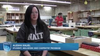 Nait's Millwork And Carpentry Program (carpenter)