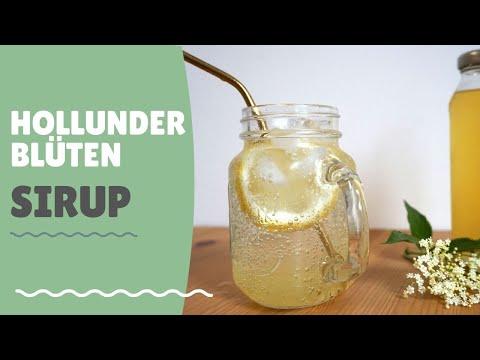 0 - Holunderblütensirup selber machen - Ein Rezept aus der Zero Waste Küche