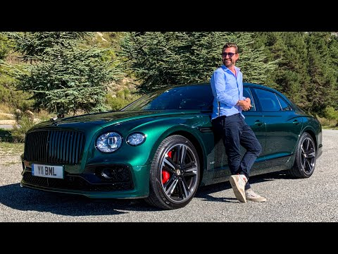 NEW Bentley Flying Spur – FIRST DRIVE Review!