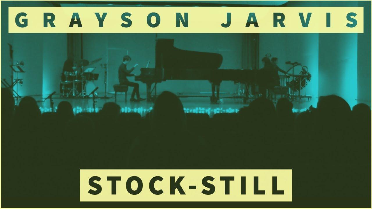 Grayson Jarvis - Stock-Still (Live)