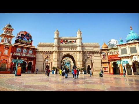 Bollywood Parks Dubai Vlog January 2018