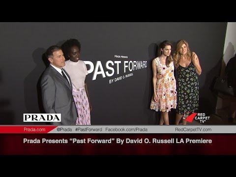 "Prada Presents ""Past Forward"" by David O. Russell LA Premiere"