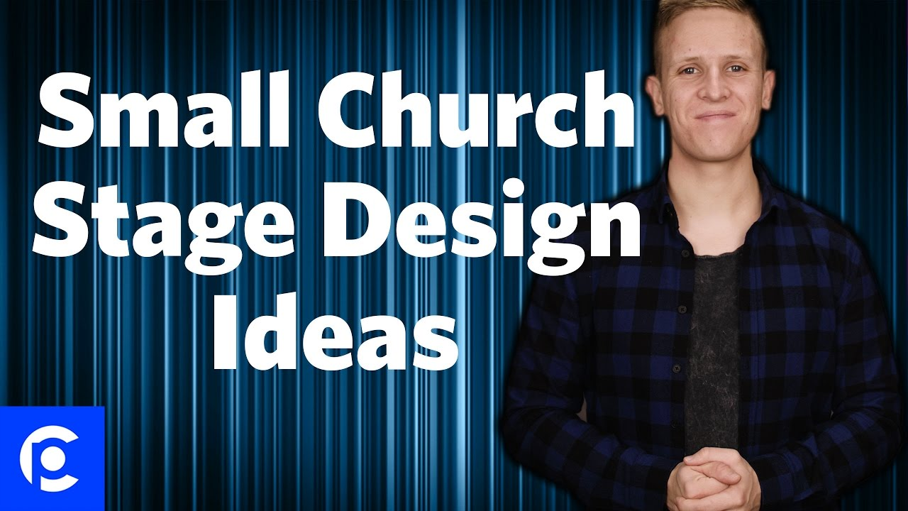Church Stage Design - 3 Small Church Stage Design Ideas - YouTube