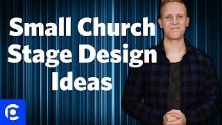 Church Stage Design