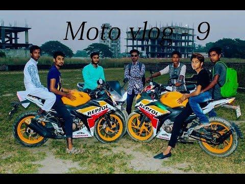 Hasnabad Ride || MotoVlog - 9 || Honda Cbr 150R || Bangladesh || Dhaka || Yi 2K