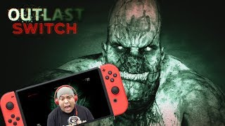 PIGGY PIGGY DUDE ON NIGHTMARE MODE!! [OUTLAST: NINTENDO SWITCH]