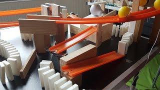 The Rocket Launch Machine (Rube Goldberg)