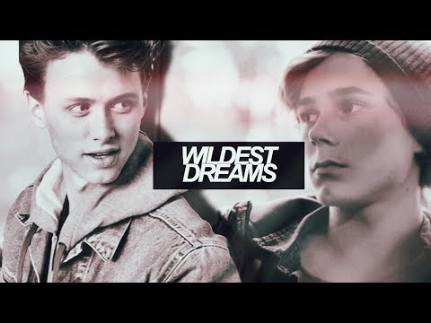 wildest dreams | isak&evan