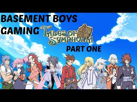 Tales of Symphonia: THE GODDESS MARVEL - Part 1