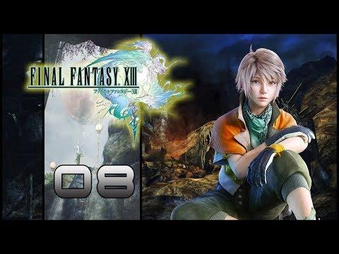Guia Final Fantasy XIII (PS3) Parte 8 - Cumbres infames