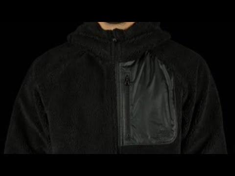 Nike SB Everett Men's Fleece Sherpa like Hoodie BlkBlkblk((Review in Hand)Plz Let Ads play thx u