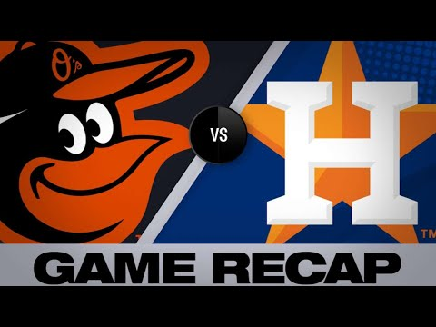 6/7/19: Chirinos walk-off in 11th wins it for Astros