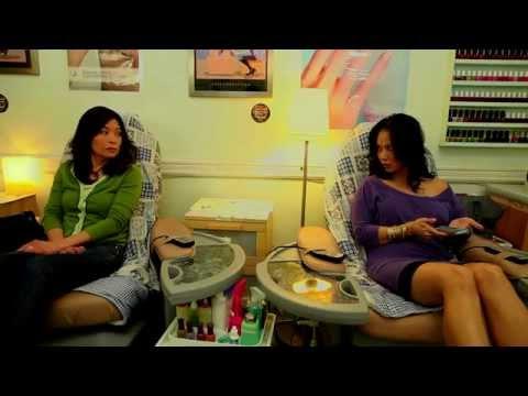 Two Asians Walk Into A Nail Salon ....