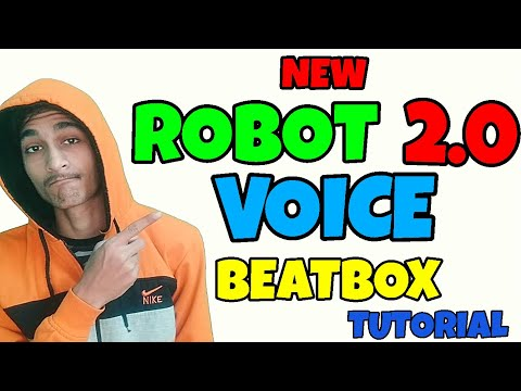 How To Beatbox In Hindi Robot 2.0 Voice