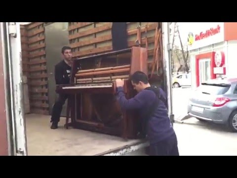 Служба доставки перевозки пианино Одесса.All Pianos  Professional piano movers