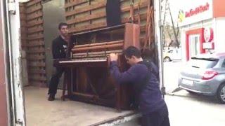 Служба доставки перевозки пианино Одесса.