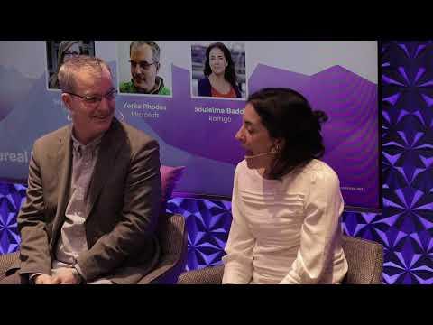 #Blockchain And The Enterprise - Davos 2019