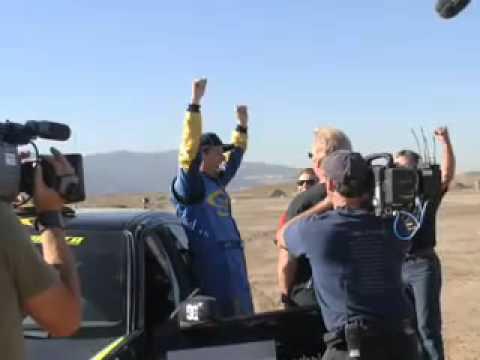 Download 171 Feet World Record Car jump by Ken Block