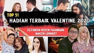 Top 5! Hadiah Terbaik Valentine 2020  Dijamin Bikin Pasangan Makin Lengket