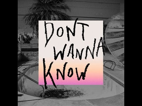 Don't Wanna Know (Solo/No Rap Version) -...