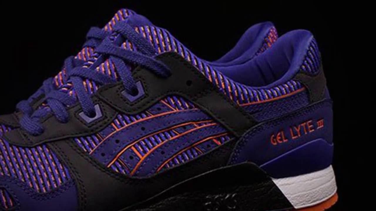 sports shoes 8d110 c29b9 ASICS GEL-LYTE III (BLUE PRINT)