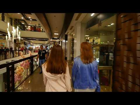 【4K】Greenbelt Mall Makati Manila Part 1