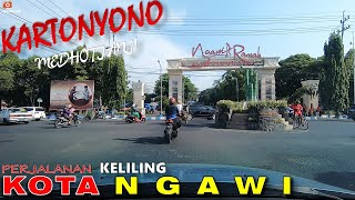 Kartonyono Medot Janji - 30 menit Keliling Kota Ngawi