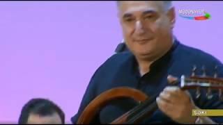 Eldar Recebov Sheki X ipek yolu Festivali ' Kerekes Band qrupla birge ifa