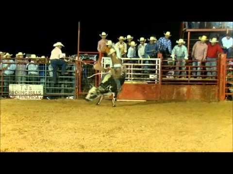 Bull Riding-Lane Wimberly-HWY 160 Bull Riding Extreme-Tuba City,AZ.