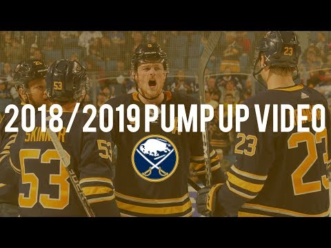 Buffalo Sabres 2018-19 Pump Up Video - New Culture