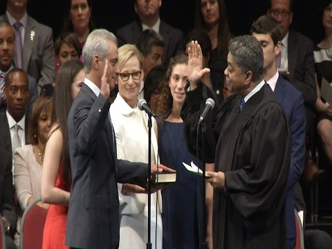 2015 City of Chicago Inauguration Ceremony