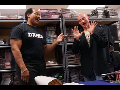 Highspots Virtual Gimmick Table: Ron Simmons
