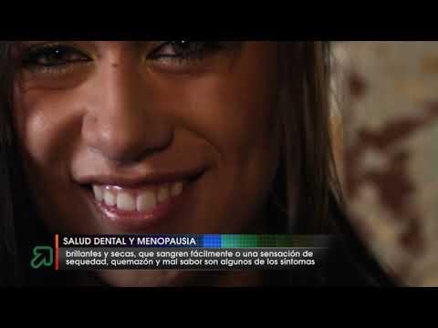 Salud dental y menopausia