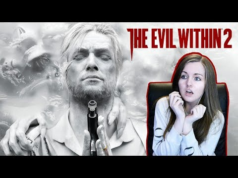 THIS IS TERRIFYING! | The Evil Within 2 FIRST PERSON Gameplay