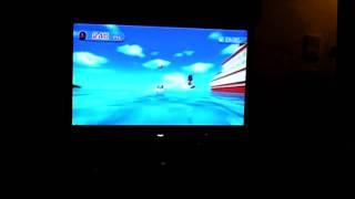 Wii - Surfing