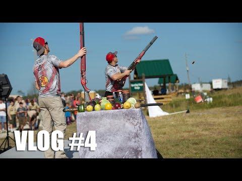 Last Trick Shooting Show of 2017 | Triple N Ranch Shooting Range, Florida | Gould Brothers VLOG