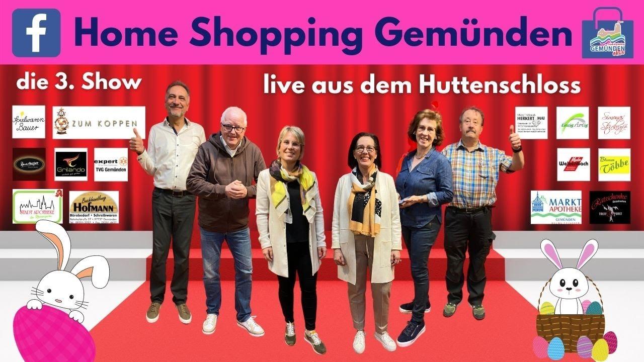 Homeshopping Gemünden 3. Ausgabe