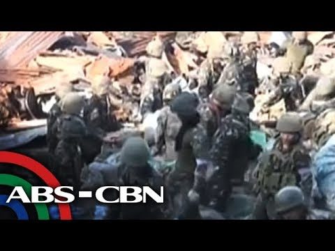 'Great Wall of Marawi', malaki ang naitulong sa mga sundalo