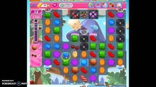Candy Crush Level 1673 help wi/audio tips, hints, tricks